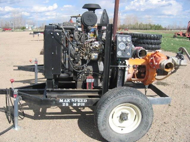 Contractors for Diesel irrigation motors for sale