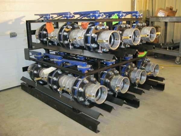 Fracking Equipment Pipe Fittings